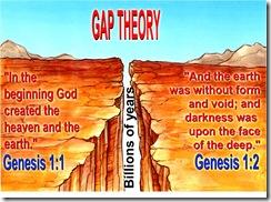 GapTheory