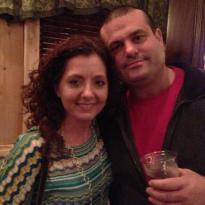 Jason Lalonde and Kim Hughes (engaged)