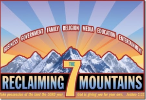 reclaiming the 7 mountains