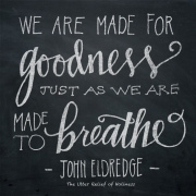 GoodnessChalkboard