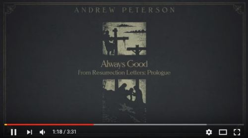 AlwaysGoodAndrewPeterson